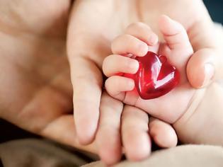 Φωτογραφία για Παγκόσμια Ημέρα Συγγενών Καρδιοπαθειών : Ένα στα 1000 παιδιά γεννιέται με συγγενή καρδιοπάθεια