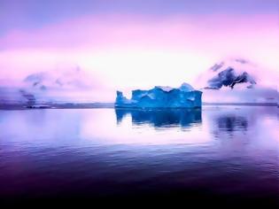 Φωτογραφία για Άγνωστα πλάσματα βρέθηκαν τυχαία κάτω από τους πάγους της Ανταρκτικής