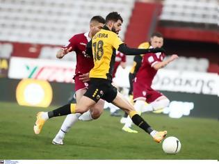 Φωτογραφία για Απίστευτο ματς στη Λάρισα με νικήτρια την ΑΕΚ