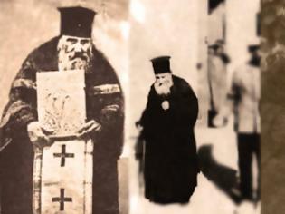 Φωτογραφία για Άγιος Νικόλαος Πλανάς: «Κοιτάξτε παιδιά μου, τι σημείο μας έκανε ο Θεός»