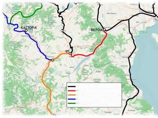 Φωτογραφία για Σ.Φ.Σ. Αθήνας: Ο αυτοκινητόδρομος Ε65 όπως αναφέρεται από τον τύπο ολοκληρώνεται , τι θα γίνει με τον αντίστοιχο σιδηροδρομικό διάδρομο;