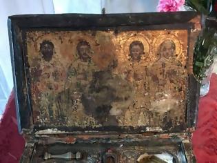 Φωτογραφία για Μία ιστορία από την σφαγή! Η λειψανοθήκη και η θεραπεία της χανούμισσας!