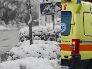 Φωτογραφία για Κακοκαιρία «Μήδεια»: Τρεις νεκροί, oι δύο στην Εύβοια και ένας στην Κρήτη