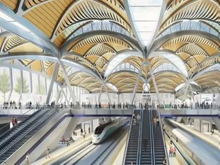 Φωτογραφία για Δείτε πώς το High Speed (νέα γραμμή) θα μπορούσε να φέρει επανάσταση στα βρετανικά τρένα.
