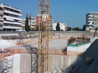 """Φωτογραφία για Καλαμαριά: Σε νέο αγώνα δρόμου για τη διάνοιξη της Πόντου, με στόχο να επεκταθεί το μετρό – """"Αγκάθι"""" το κόστος των απαλλοτριώσεων"""