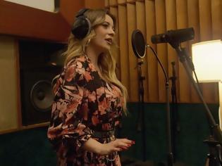 Φωτογραφία για Άννα Πανταζοπούλου: Στο νέο video clip τραγουδά «Το δίχτυ» από την ταινία ¨Ρεμπέτικο¨.