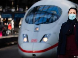 Φωτογραφία για Πρώην αεροσυνοδοί βρίσκουν δουλειά στα τρένα