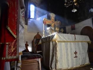 Φωτογραφία για Θαύματα και Θεία Λειτουργία: Η ευχή της αναφοράς