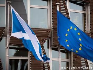 Φωτογραφία για H Σκωτία υποστέλλει τη βρετανική σημαία απ΄τα δημόσια κτίρια - Επιτρέπει την Ευρωπαϊκή