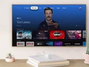 Φωτογραφία για Το Apple TV διαθέσιμο πλέον στο Google TV και την τελευταία γενιά του Chromecast