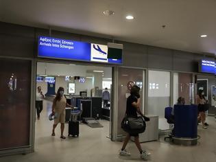Φωτογραφία για Υποχρεωτικό rapid test για επιβάτες από Βρετανία και Ηνωμένα Αραβικά Εμιράτα