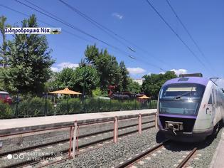 Φωτογραφία για Η ΕΡΓΟΣΕ ανέθεσε έργο κατασκευής σιδηροδρομικής στάσης στο Νέο Παντελεήμονα Πιερίας.