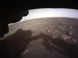Φωτογραφία για Οι πρώτες εικόνες από τον Άρη και το βίντεο της NASA