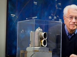 Φωτογραφία για Σταμάτιος Μ. Κριμιζής : «Μια Σύγχρονη Οδύσσεια: Το ταξίδι των Voyagers από τη Γη στο Γαλαξία-1977-2021»