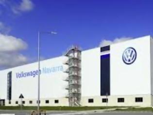 Φωτογραφία για Ο σιδηρόδρομος κυριαρχεί στη μεταφορά αυτοκίνητων της Volkswagen.