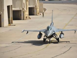 Φωτογραφία για Στο Τέξας το πρώτο F-16 «Viper» της Πολεμικής Αεροπορίας