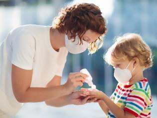 Φωτογραφία για Κορονοϊός: Τα συμπτώματα που δείχνουν ότι τα παιδιά έχουν μολυνθεί