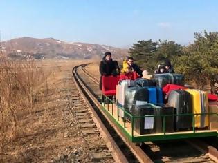 Φωτογραφία για Ρωσία: Επιστροφή διπλωμάτη από τη Βόρεια Κορέα με ταξίδι του... 19ου αιώνα.