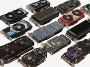Φωτογραφία για ΟΙ  εταιρείες GPUs για την εξόρυξη κρυπτονομισμάτων