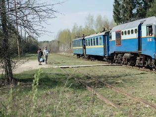Φωτογραφία για Το τραίνο της Πολίσσια: Ο κεχριμπαρένιος δρόμος.