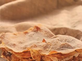Φωτογραφία για Υγιεινές συνταγές από τον σεφ Παναγιώτη Μουτσόπουλο: Γλυκιά κολοκυθόπιτα