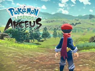 Φωτογραφία για Το Pokémon Legends: Arceus είναι η νέα εξέλιξη της ιστορικής σειράς με άρωμα Zelda