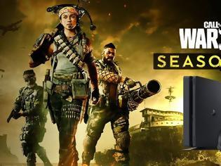 Φωτογραφία για Η Activision προειδοποιεί: Το απλό 500GB PS4 ίσως δε φτάνει για τα Warzone και Cold War