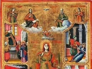 Φωτογραφία για Κυράννα – Κυρία των παθών της και των βασάνων της(Αγία Νεομάρτυς Κυράννα)
