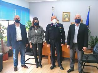 Φωτογραφία για Συνεργασία της Περιφέρειας Δυτικής Ελλάδας με τα Σώματα Ασφαλείας