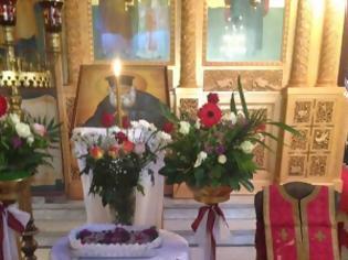 Φωτογραφία για Επιτραχήλιο του αγίου Νικολάου Πλανά