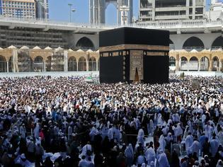 Φωτογραφία για Απαραίτητος ο εμβολιασμός για τη συμμετοχή στο φετινό προσκύνημα των μουσουλμάνων στη Μέκκα