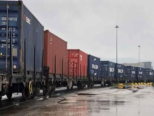 Φωτογραφία για Το «στοίχημα» των συνδυασμένων μεταφορών στο λιμάνι της Θεσσαλονίκης.