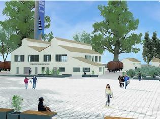 Φωτογραφία για Κατερίνη: Το Σχέδιο του Δήμου για το Εργοστάσιο Εμποτισμού του ΟΣΕ – Στις «ράγες» η μεγάλη αστική αναβάθμιση στον Σ. Σταθμό.