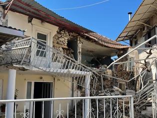 Φωτογραφία για Νέος σεισμός 5,2 ρίχτερ στην Ελασσόνα