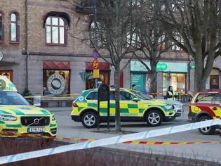Φωτογραφία για Σουηδία : Οκτώ τραυματίες από επίθεση με μαχαίρι - «Μυρίζει» τρομοκρατία