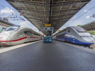 Φωτογραφία για Η Deutsche Bahn και η SNCF υπογράφουν συμφωνία συνεργασίας για ψηφιοποίηση.