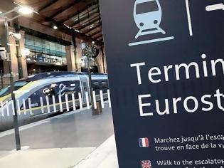 Φωτογραφία για Η πανδημία απειλεί να βγάλει από τις ράγες τη Eurostar.