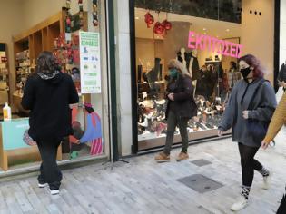 Φωτογραφία για To βασικό σενάριο για έξοδο από το lockdown. Προς άνοιγμα της αγοράς 22 Μαρτίου