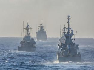 Φωτογραφία για Τουρκικό παραλήρημα : «Η Ελλάδα έστειλε επιθετικά πλοία στο Καστελλόριζο»