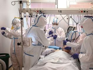 Φωτογραφία για Κορονοϊός: Νέο σύμπτωμα οι πολύωρες στύσεις ασθενών με Covid-19 στις ΜΕΘ