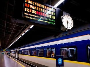 Φωτογραφία για Κρίση Eurostar: Ευρωπαίοι αξιωματούχοι ζητούν υποστήριξη από το Ηνωμένο Βασίλειο καθώς ο διαχειριστής τρένων αντιμετωπίζει κατάρρευση.