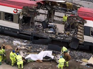 Φωτογραφία για 11 Μαρτίου 2004: Η «ευρωπαϊκή 11η Σεπτεμβρίου»