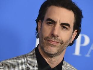 Φωτογραφία για Sacha Baron Cohen: Ο Borat τα «χώνει» στο Facebook και έχει δίκιο
