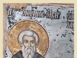 Φωτογραφία για Άγιος Ευθύμιος, κτήτορας της μονής Ιβήρων (†1028) / Saint Euthymios, founder of Iviron monastery (†1028)