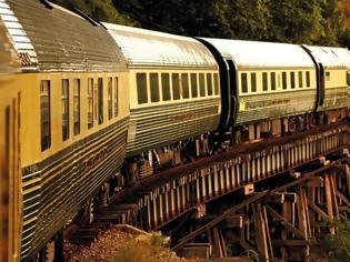 Φωτογραφία για 8 από τις μεγαλύτερες διαδρομές με τρένο στον κόσμο.