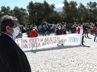 Φωτογραφία για Συνάντηση με τον Καραμανλή για το τρένο ζητά ο Κ. Πελετίδης.