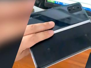 Φωτογραφία για Διέρρευσαν φωτογραφίες από το αναδιπλούμενο της Xiaomi