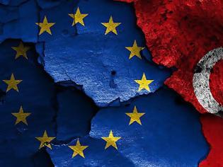 Φωτογραφία για Reuters: Παγώνουν τα σχέδια για νέες κυρώσεις ΕΕ κατά Τουρκίας, λόγω βελτίωσης κλίματος