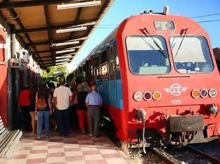 Φωτογραφία για Εξετάζουν τραίνο μέχρι Καλαμάτα.