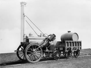 Φωτογραφία για Πως γεννήθηκε ο Σιδηρόδρομος και πως αναπτύχθηκε.